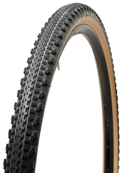 Soma Cazadero 27.5-inch (650B) Tire Color: Black/Skinwall