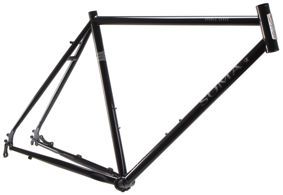 Soma Double Cross Disc Frame