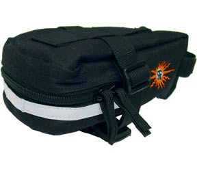 Soma Potrero Seat Bag Color: Black