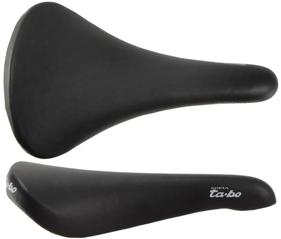 Soma Ta-Bo Saddle Color: Black