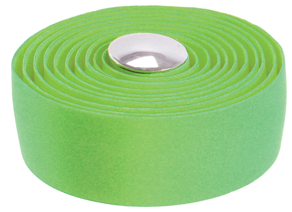 Soma Thick And Zesty Bar Tape Color: Apple Green