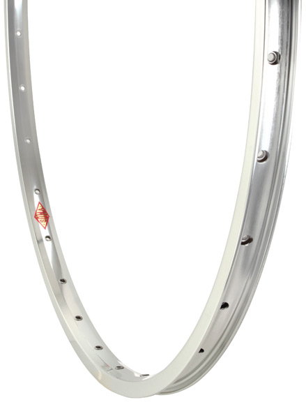 Soma Weymouth 700c Rim Color: High Polish Silver