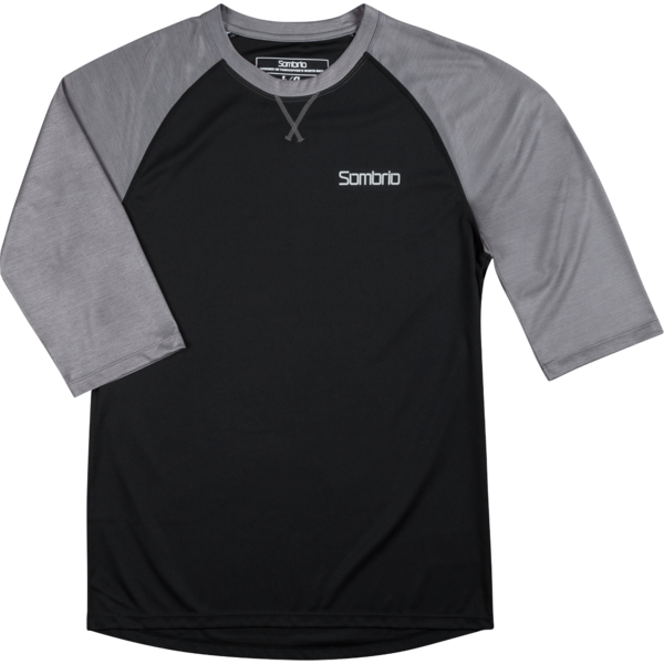 Sombrio Chaos Jersey Color: Black