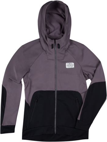 Sombrio Fender Hoodie Color: Dark Charcoal