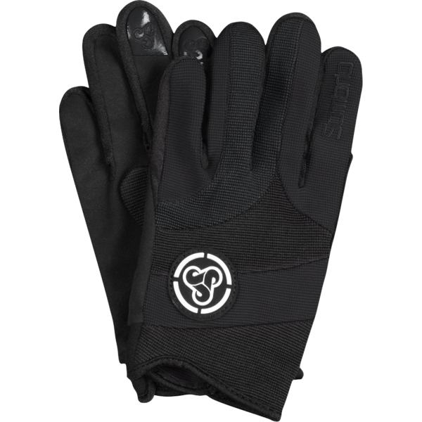 Sombrio Groms Prodigy Gloves Color: Black