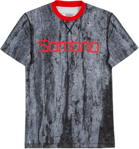 Sombrio Groms Renegade Jersey Color: Grey Bark