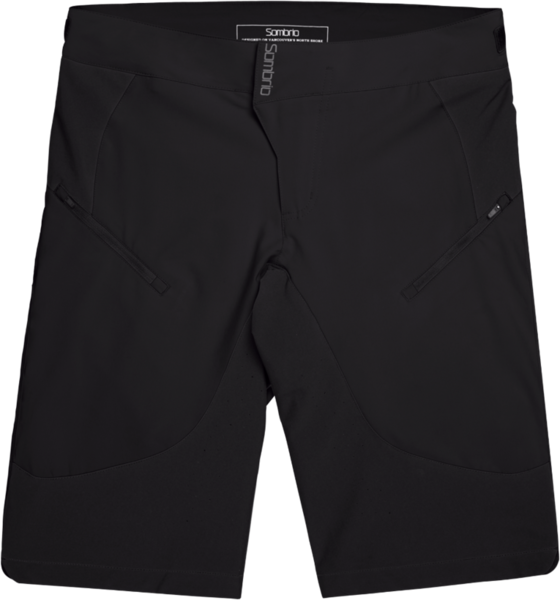Sombrio Summit Shorts Color: Black