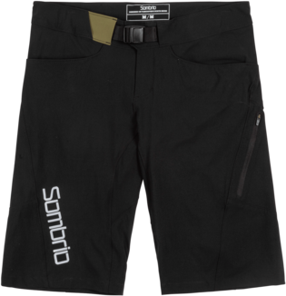 Sombrio V'al 2 Shorts Color: Black