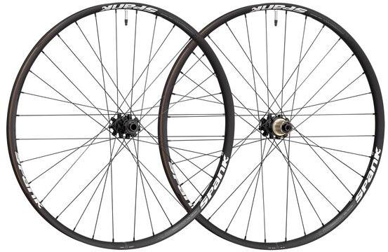 Spank Spank 350 27.5-inch Wheelset Color: Black
