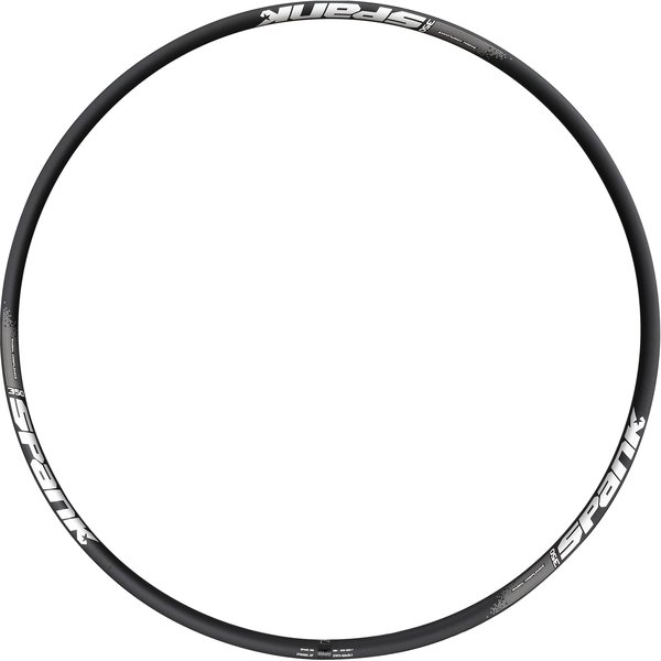 Spank Spank 350 29-inch Rim Color: Black
