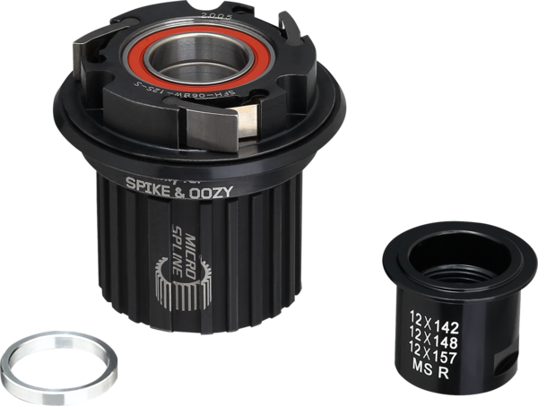 Spank Oozy/Spike Rear Hub Steel Freehub - eBike