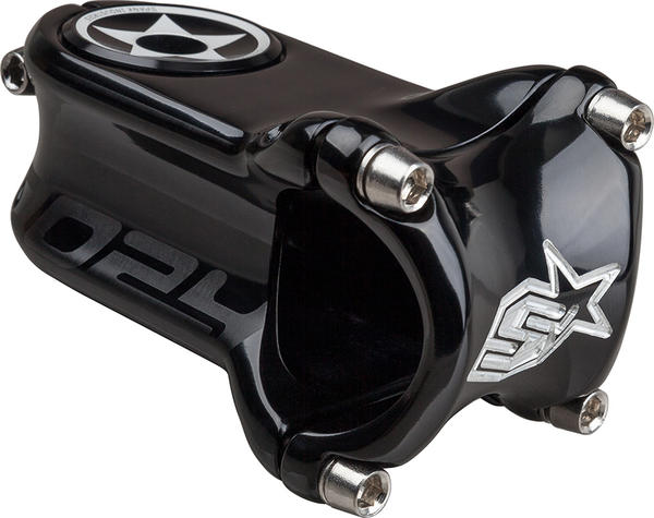 Spank Oozy Stem Color: Black