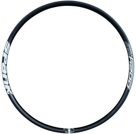 Spank Oozy Trail 295 Rim Color: Black