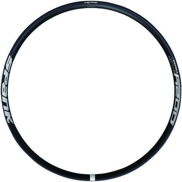 Spank Oozy Trail 345 Rim Color: Black