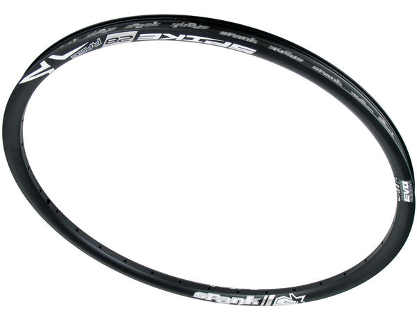 Spank Spike EVO Race 28 Enduro Rim (27.5-inch) Color: Black
