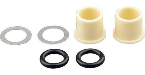 Spank Pedal Replacement Bushing Kit D