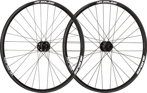 Spank Spike Race 33 29-inch Wheelset Color: Black