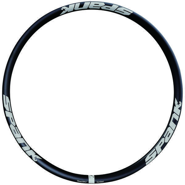 Spank Spike Race 33 24 Rim Color: Black