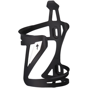 Specialized Zee Cage Alloy Color: Matte Black