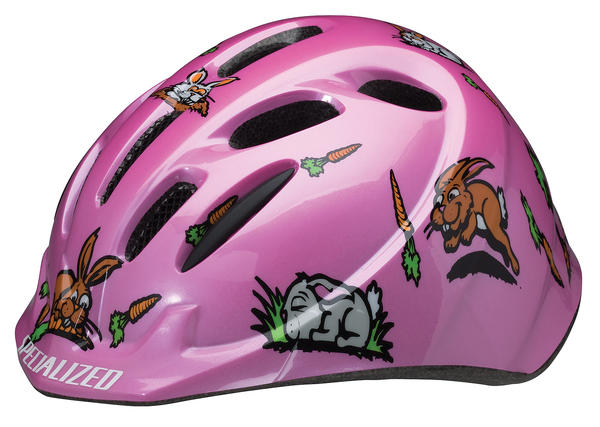 Specialized Girls Small Fry Toddler Color: Bunny Pink