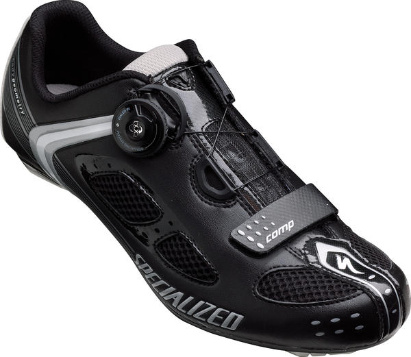 Specialized Comp Road Shoe Color: Black