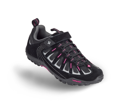 Specialized Women's Tahoe Shoes Color: Black/Pink
