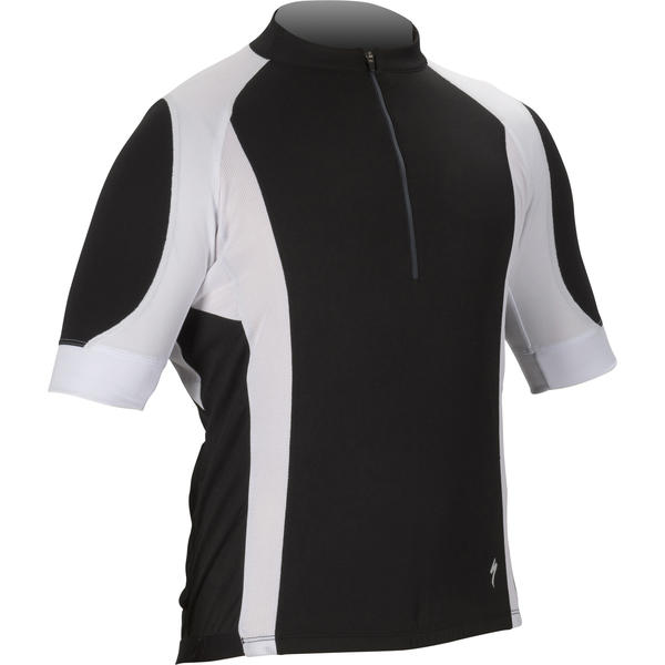 Specialized Allez Jersey Color: Black/White