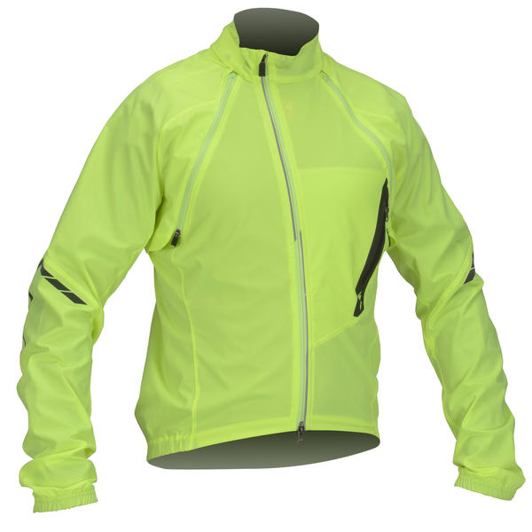 Specialized Deflect Hybrid Jacket Color: Ion
