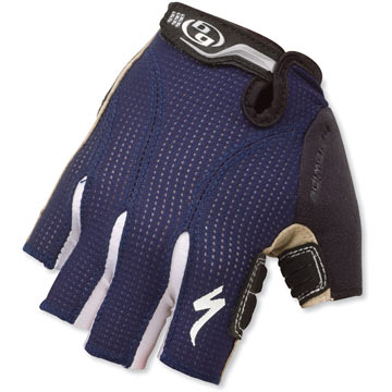 Specialized BG Gel Gloves Color: Navy/White