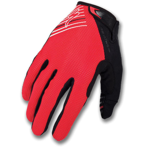 Specialized BG Ridge Gloves Color: Red