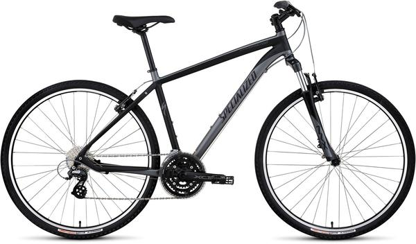 Specialized Crosstrail Color: Satin Charcoal/Black