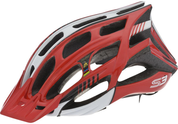 Specialized S3 Color: Red/White