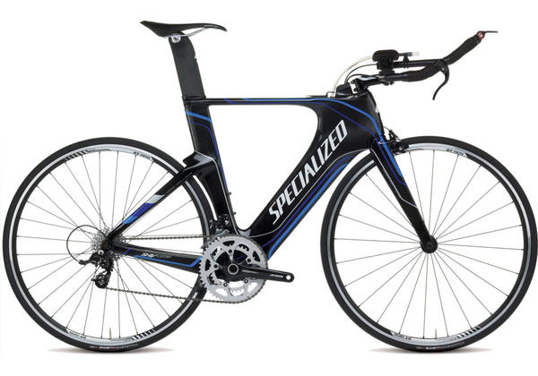 Specialized Shiv Comp Rival Color: Carbon/Neon Blue