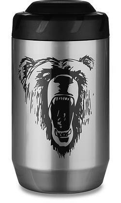 Specialized KEG Storage Vessel Color: Silver/Black California Bear