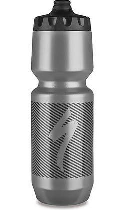 Specialized 26 oz Purist Bottle With Fixy Cap Color: Silver