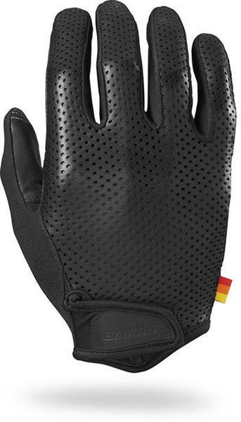 Specialized 74 Long Finger Gloves Color: Black