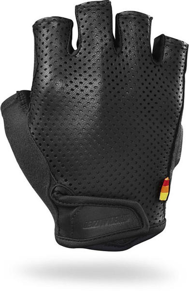 Specialized 74 Short Finger Gloves Color: Black