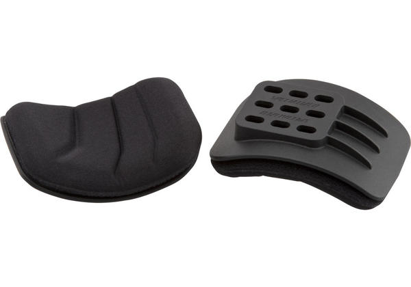 Specialized Aerobar Pads/Holders Set Color: Black
