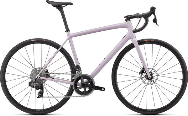 Specialized Aethos Comp Color: Gloss Clay/Pearl
