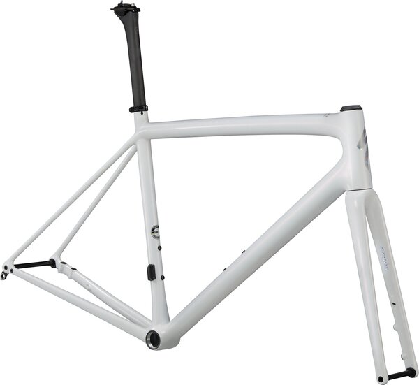 Specialized Aethos Frameset Color: Gloss Abalone/Satin Holographic