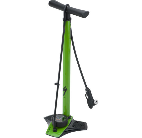 Specialized Air Tool MTB Floor Pump Color: Green