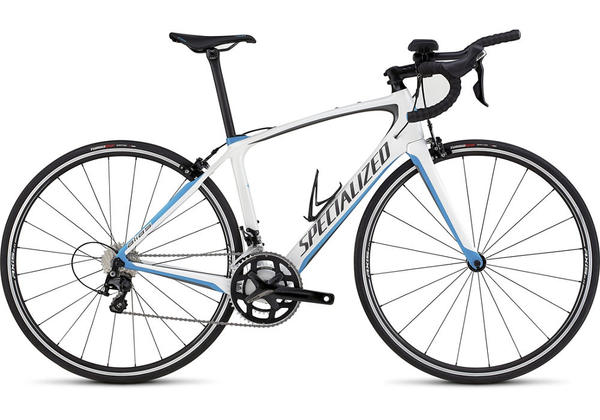 Specialized Alias Sport - Women's Color: Gloss Met White/Cyan/Charcoal