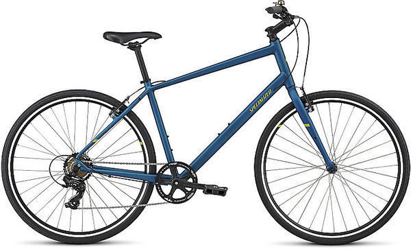 Specialized Alibi Color: Marine Blue/Hyper Reflective