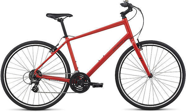 Specialized Alibi Sport Color: Nordic Red/Black Reflective