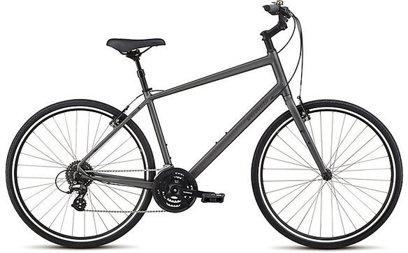 Specialized Alibi Sport C Color: Black/Charcoal Reflective