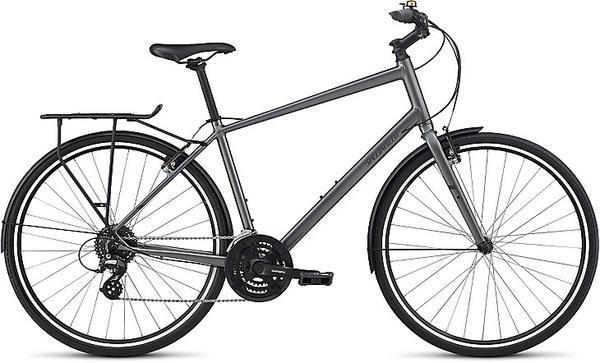 Specialized Alibi Sport EQ Color: Charcoal/Black Reflective