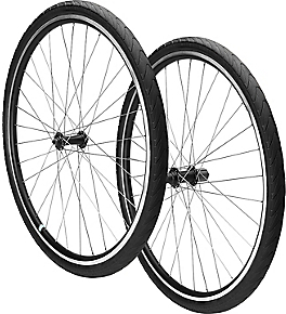 Specialized Alibi Sport Wheelset Color: Black