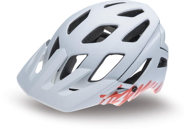 Specialized Ambush Color: White Logo