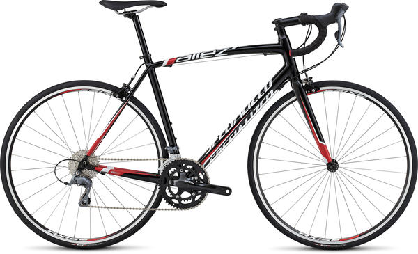 Specialized Allez Color: Black/White/Red