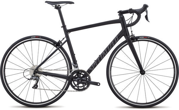 Specialized Allez Color: Satin Black/Charcoal/Clean